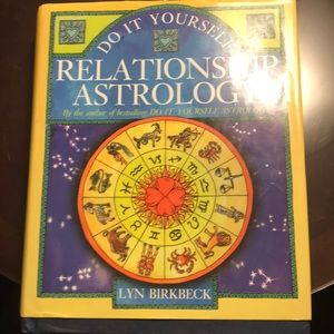 Hard cover Astrology Book
